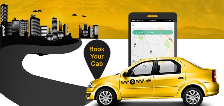 Jesijeni - Cab Booking